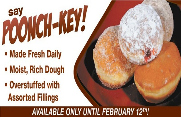 Big Y Paczki's Are Back!