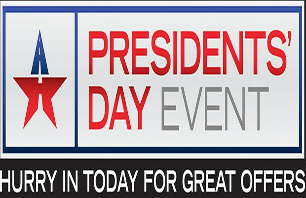 President's Day Sale!