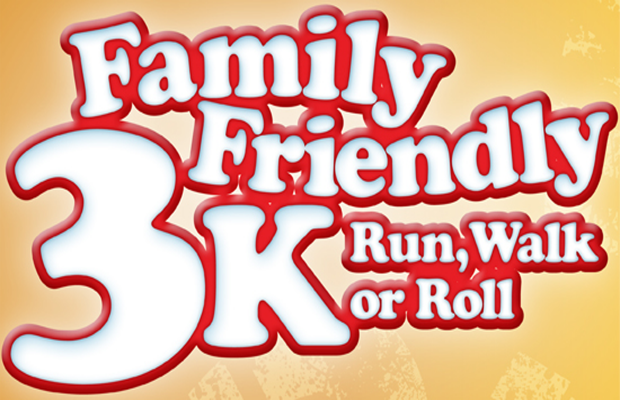 Run, Walk or Roll 3K