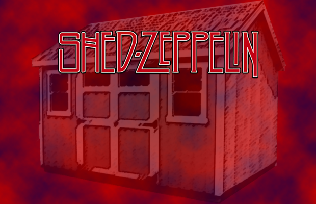 Shed Zeppelin