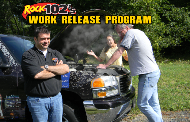 Work Release Program at Nathan Bill's