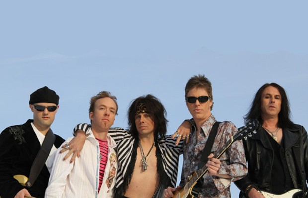 Draw the Line: The Endorsed Aerosmith Tribute Band