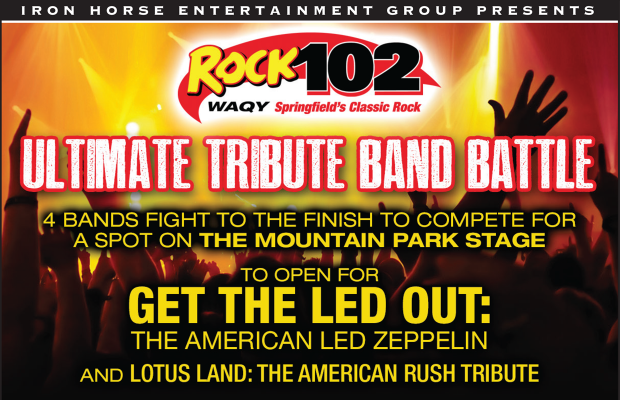 Battle of the Tribute Bands